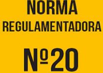 NR 20 Líquidos combustíveis e inflamáveis