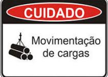 Curso de Segurança na Movimentação de Cargas